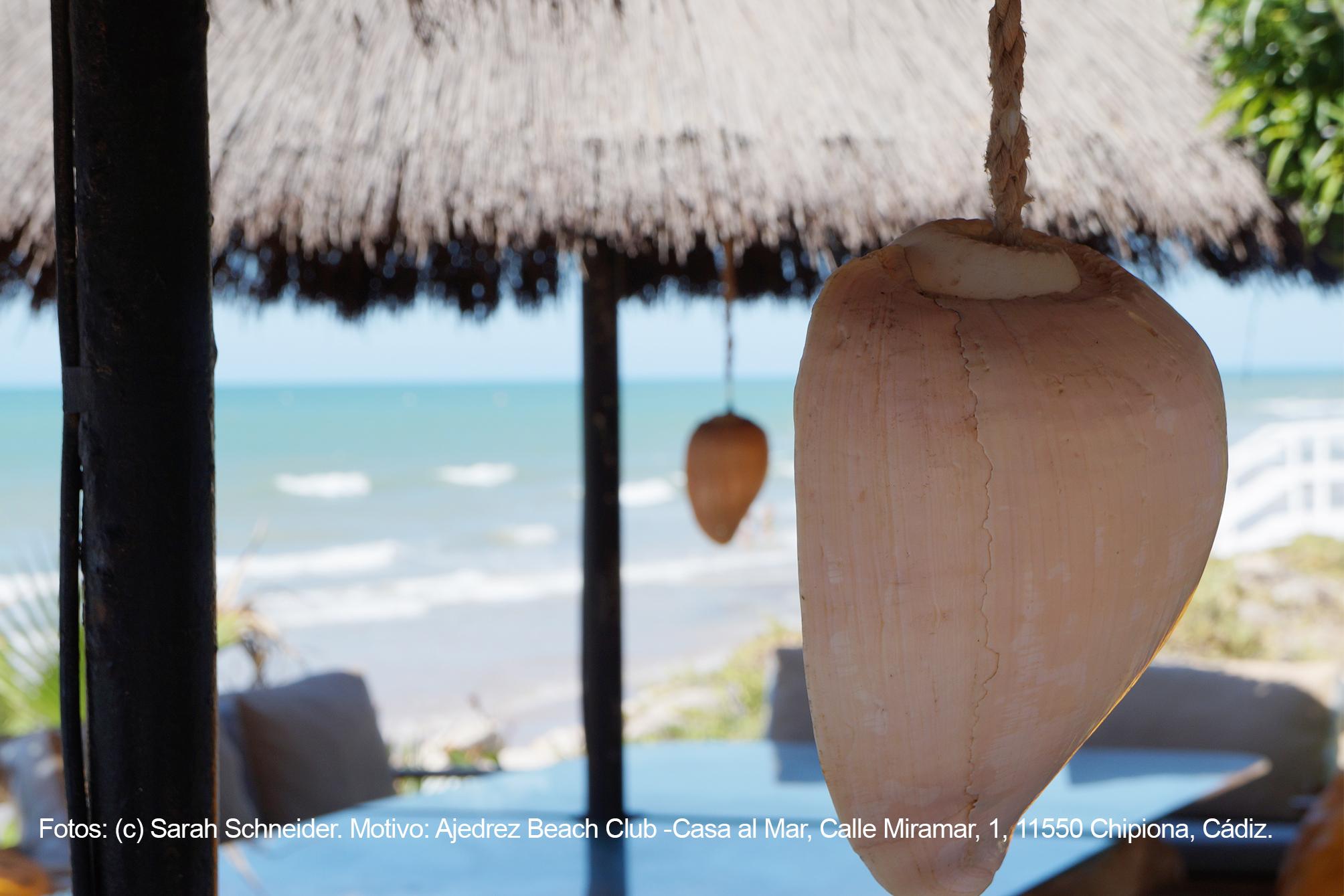 Ajedrez Beach Club - Casa al Mar, Calle Miramar, 1, 11550