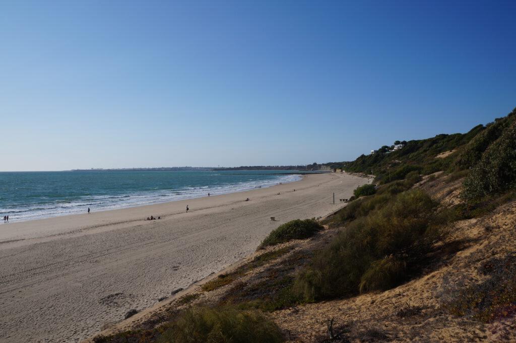 Playa de Vistahermosa, El Puerto de Santa María
